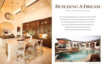 Cordillera Ranch Living Magazine