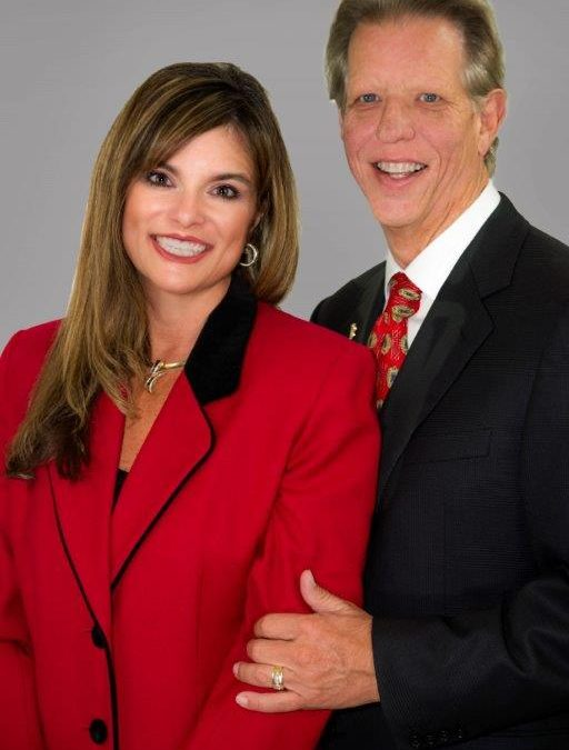 Dwaine and Judith Rivers